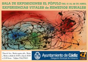Exposición en 'El Pópulo' de Remedios Rubiales