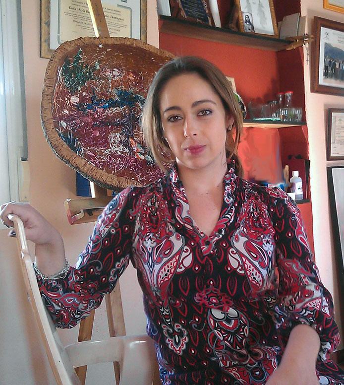 Reme Rubiales, seleccionada para el Taller de Creación Artística de la Fundación NMAC