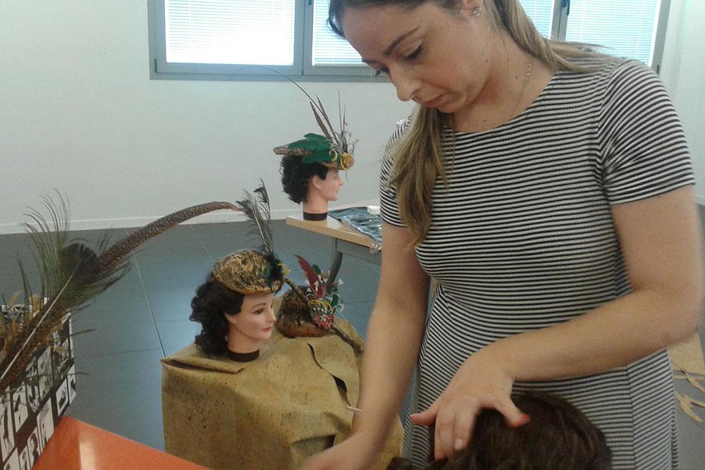 Exposición 'Transfórmame' en Canal Sur Cádiz